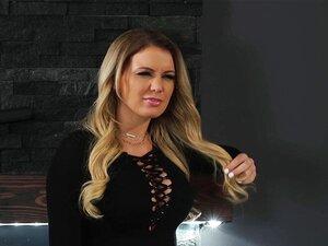Stiefmutter Kenzie Taylor wird von ihrem Stiefsohn zerschlagen