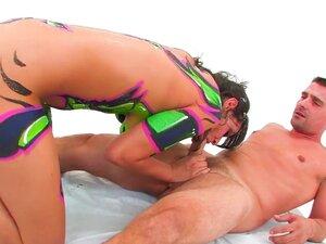 Big titty art thief gets fucked Big Tits Body Paint Porn Videos At Xecce Com