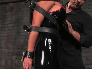 Heels bondage in high Story:Marie Learns