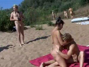 Swinger Beach Porn